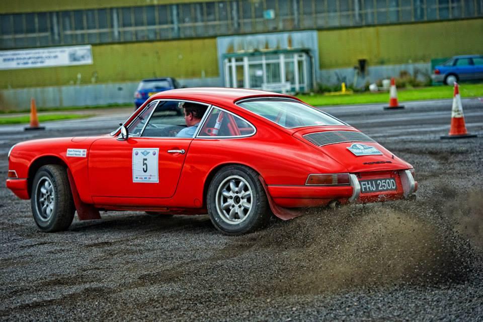 Howard Warren's Porsche 911 - ©Photo Francesco & Roberta Rastrelli, http://www.francescorastrelli.com