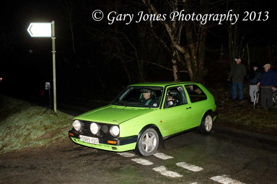 Ian 'Dude' Roberts' Volkswagen Golf - Photo by Gary Jones Photography, http://www.garyphotos.zenfolio.com