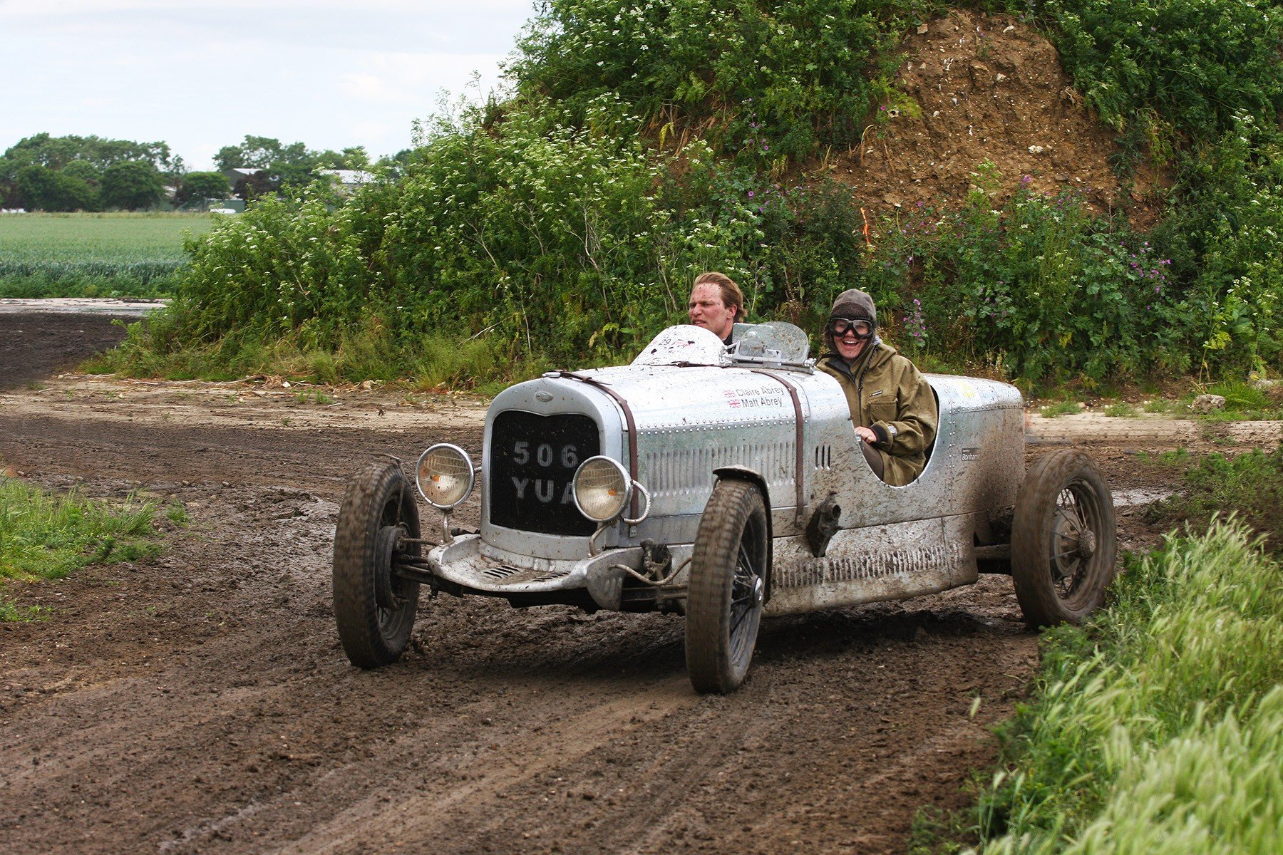 Matt Abrey's Ford Model A Special - Photo by M&H Photography, http://www.mandh-photography.co.uk