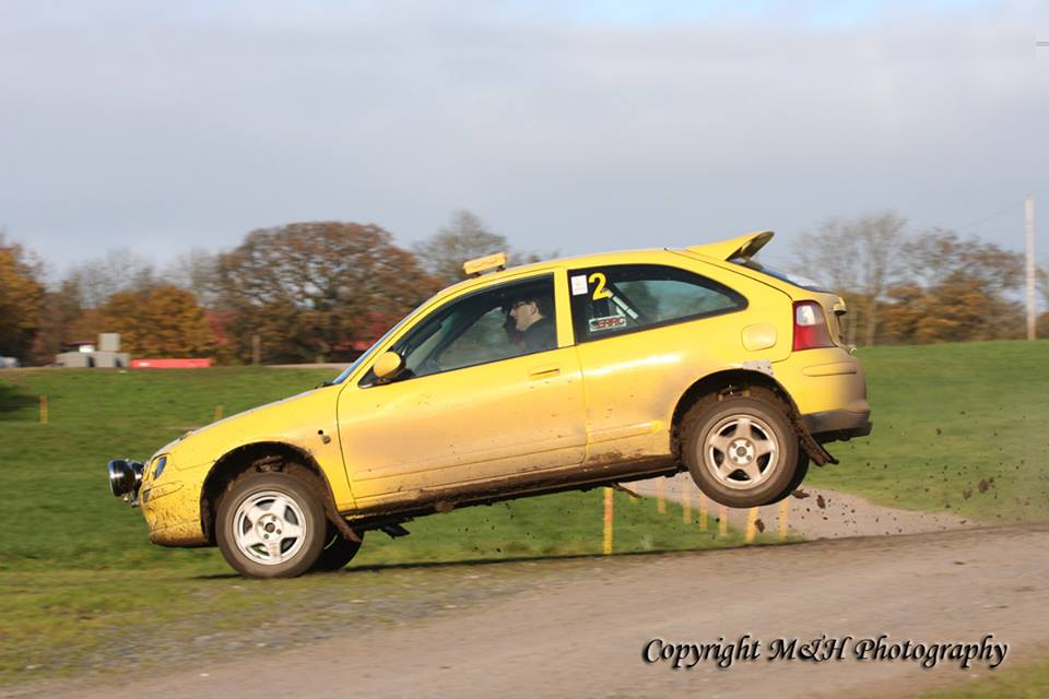 Owen Turner's MG ZR - Photo by M&H Photography, http://www.mandh-photography.co.uk
