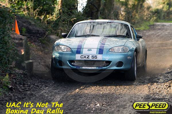 It's Not The Boxing Day Rally 2014 Review
