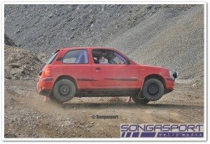 Ayrton Harrison & Maurice Ellison showing that power and engine size isn't everything by Songasport Rally Media