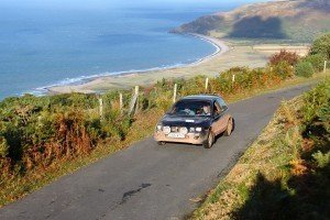 The famous Porlock Toll Road used on the Exmoor Endurance by M&H Photography