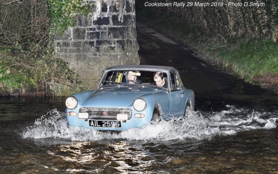 Cookstown Car & Commercials 2019 Review